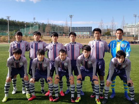 愛知県高等学校新人体育大会サッカー