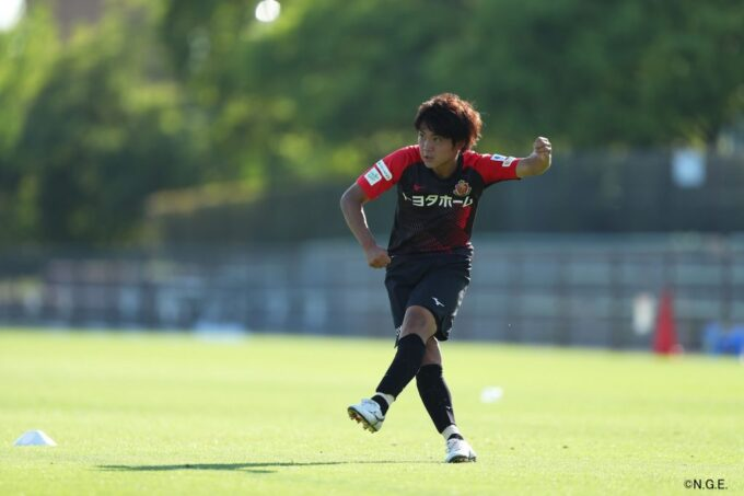 OB情報 『渡邊 柊斗』選手 水戸ホーリーホック期限付き移籍のお知らせ