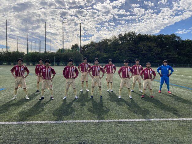 令和3年度 私学祭体育大会サッカー大会 2回戦 結果